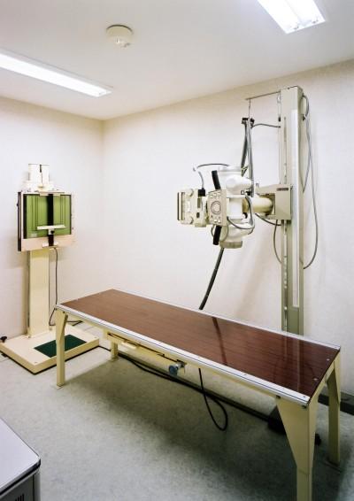 内科レントゲン室